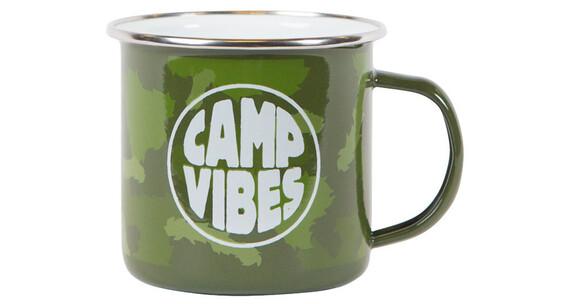 POLER Camp - Recipientes para bebidas - verde
